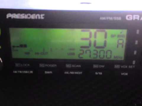 CB Radio DX - 25JA110/Yoshi Tokyo Japan