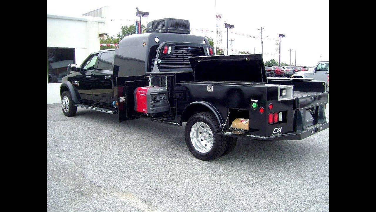 Cooper Motor Company Ram 4500 Roadmaster Loaded Sleeper ...