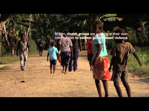 Good Aid Works: addressing gender-based violence in the Solomon Islands