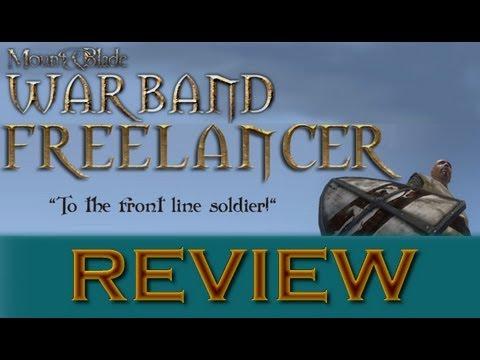 REVIEW MOD M&B Warband - Freelancer Mod