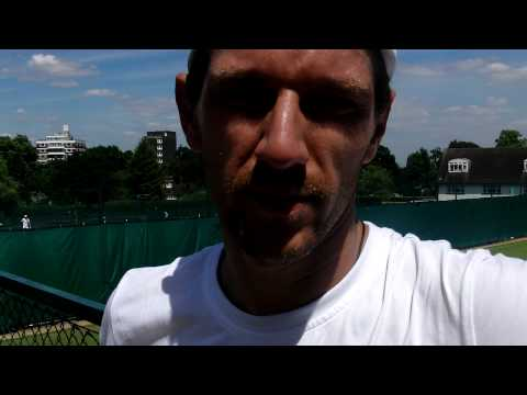 Jrgen Melzer mit News aus Wimbledon Video