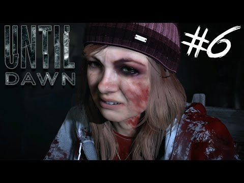 Until Dawn PS4: (Chris and Ashley) Gameplay Let's Play | Part 6 | Wish I Could Say Everyone Lives thumbnail