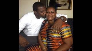 John Dumelo shares tenderly mother's love (PHOTO)