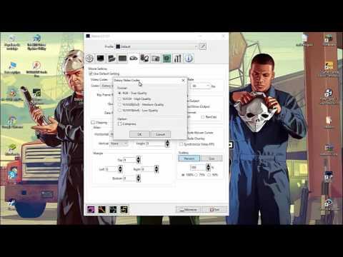 como descargar e instalar  Dxtory +como configurarlo  [2016]