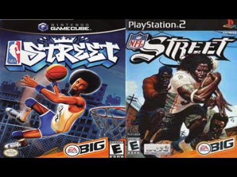 MB's Hot-Sauce Playthrough: NBA Street / NFL Street