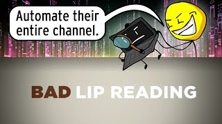 AI LIP READING