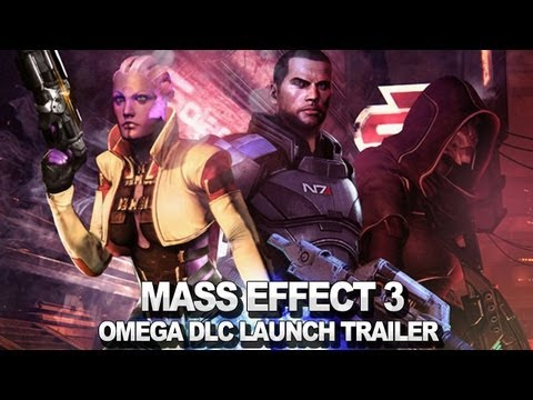 Mass Effect 3: Omega Launch Trailer