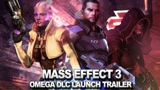 Mass Effect 3_ Omega Launch Trailer