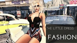 The little black dress | SECOND LIFE