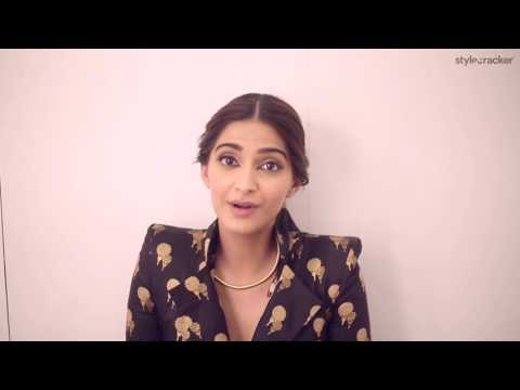 5 Minutes of Style with Sonam Kapoor