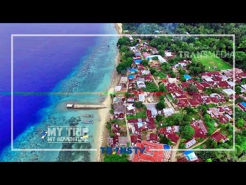 MY TRIP MY ADVENTURE - Banda Naira Surga Indonesia Timur (29/05/16) Part 1/5