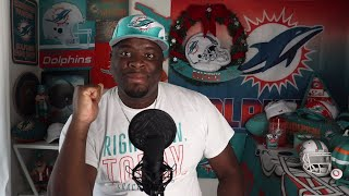 Miami Dolphins vs Indianapolis Colts live stream reaction. NFL Football!