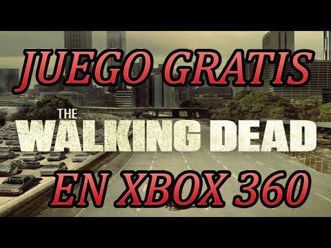 JUEGO GRATIS / THE WALKING DEAD EN EL BAZAR DE XBOX 360