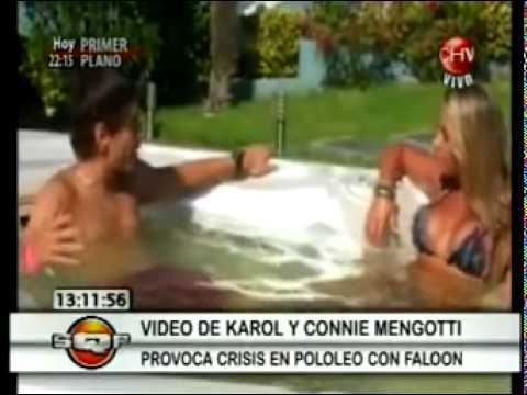 ¡Polémica por entrevista de Karol con Mengotti!
