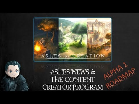 Ashes 101 - 19 October News [Ashes of Creation]