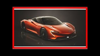 McLaren Speedtail Customization Details Emerge - Speedtail Hypercar in Three New Colors | k product
