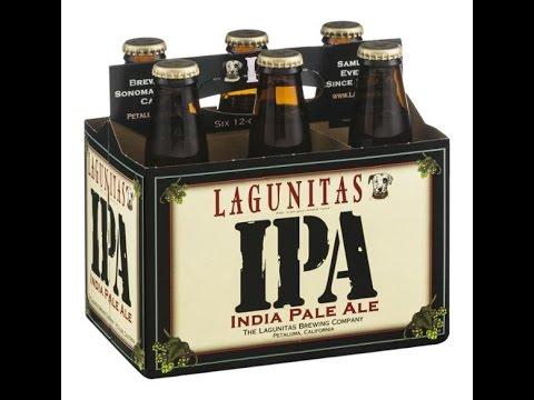 Lagunitas India Pale Ale (IPA) Video Beer Review | San Diego Beer Vlog EP 593