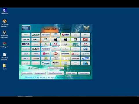 Windows 7 Loader [Part 1 of 2]