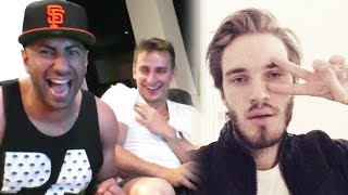 PewDiePie DELETING His Channel? Vitaly EXPOSES FouseyTUBE & Others? YouTuber Dead Man