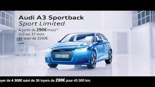 2019 NEW Audi A3 Sport Limited Edition Video Debut