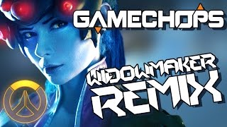 Overwatch Remix - One Shot One Kill (CG5 / Great Dolvondo Trap Remix) Widowmaker Theme - GameChops