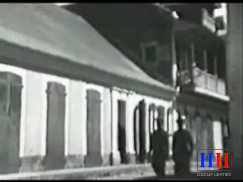Les chemins de la memoire (Haiti before Duvalier) part 1/5