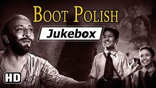 All Songs Of Boot Polish {HD} - David - Baby Naaz - Ratan Kumar - Old Hindi Songs