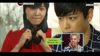"Bigbang ""Secret Garden"" Parody FULL + Behind the scenes [ENG SUB]"