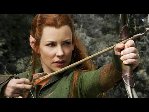 The Hobbit - Evangeline Lilly on Tauriel in Battle of Five Armies
