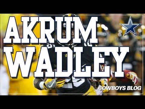 Dallas Cowboys Possible Draft Pick Akrum Wadley, RB, Iowa   Top NFL Draft RBs