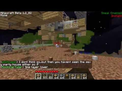 Minecraft Griefing - Enthouse.net (Reddit Episode 5)