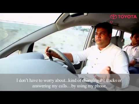 New Toyota Innova 2013 - Real People. Real Reviews - Pushkar Shinde.