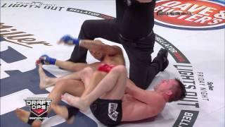 Bellator MMA: Draft Ops Fantasy Finish of the Night 3.27.15