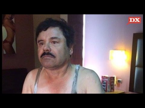 Drug Lord El Chapo Recaptured