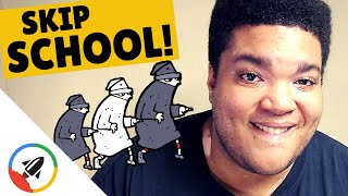 How To Get Sick Fast To Miss School   ULTIMATE Faking Sick Morning Routine!