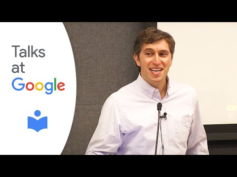 "Authors@Google: Andrew Blum | ""Tubes: A Journey to the Center of the Internet"""