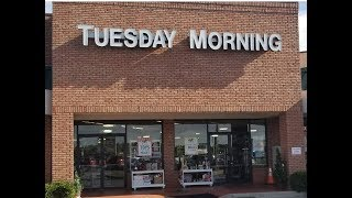 Shop The Craft Aisle With Me At Tuesday Morning-Part 1