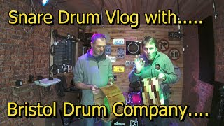 Custom Drum Vlog 19-10-19