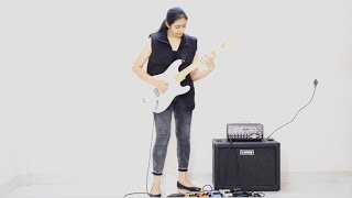 Luis Fonsi - Despacito Guitar Cover by Devilwoman
