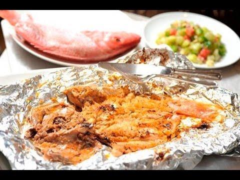 Pescado Zarandeado - Grilled Fish