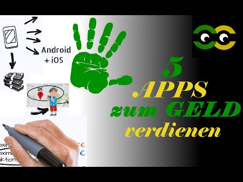 Mit Apps Geld verdienen - 5 lohnenswerte Smartphone Jobs - 5Rules5Hacks