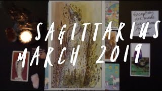 Sagittarius - Finding home within YOURSELF! March 2019