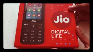 Jio phone unboxing full review