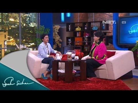 Sarah Sechan - Eyang Titiek Puspa berbagi cerita menarik dibalik lagu ciptaannya