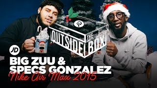 """""""Where Is Michael Bublé From January To November?"""" Big Zuu & Specs Gonzalez   JD Outside The Box"""