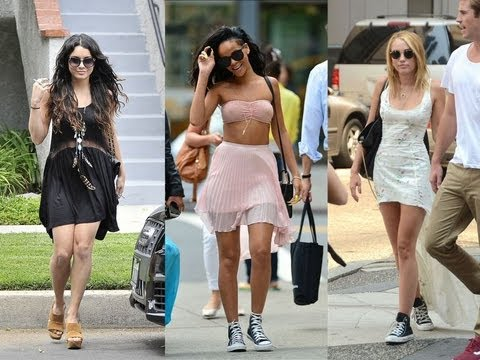 Celebrity Summer Style!