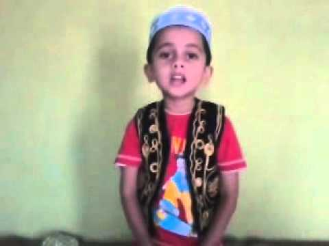 Omair Ahmad Singing Bibi Amina Ke Phool video