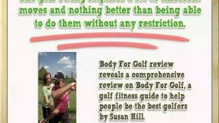 [Body for Golf Review | Susan Hill | Body for Golf] Video