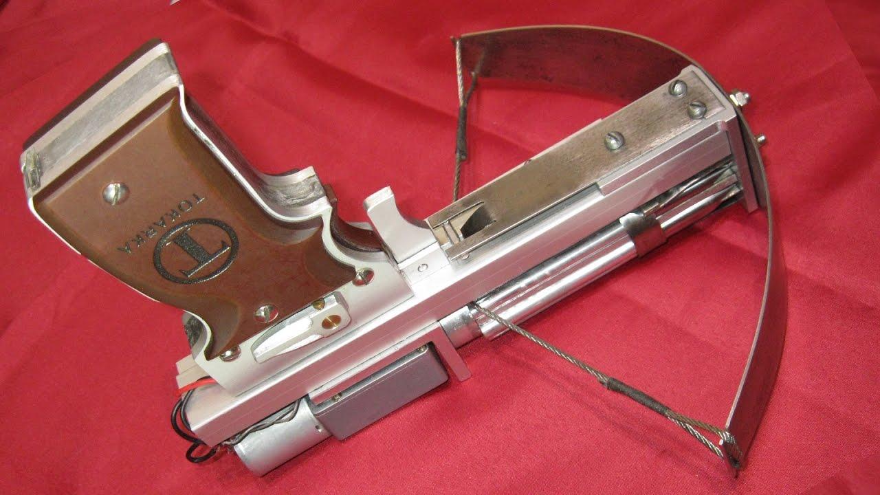 Как сделать арбалет пистолетного