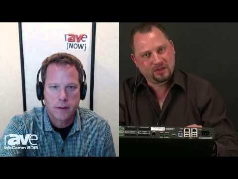 InfoComm 2015: QSC's Core 110f Launches on rAVe RADIO